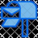 Mailbox Postbox Letter Box Icon
