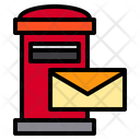 Mail Mailbox Postbox Icon