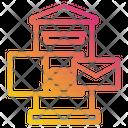 Postbox Mail Postal Icon