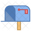 Postbox Post Box Icon