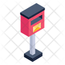 Letterbox Mailbox Postbox Icon