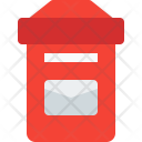 Postbox Box Email Icon