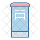 Postbox Mailbox Letter Box Icon