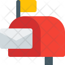 Postbox Post Mail Icon
