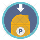 Inbox Traffic Post Icon