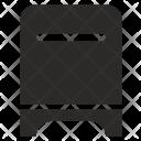 Postbox Message Mailbox Icon