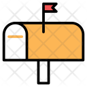 Post Box Outdoor Icon