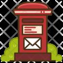 Post Box Postbox Icon