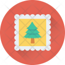 Christmas Card Greetings Icon