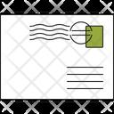 Postcard Icon