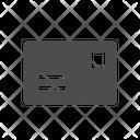 Id Card Card Employee Card Icon