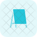 Poster Table Icon
