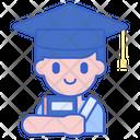 Postgraduate Student Icon