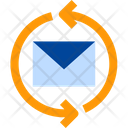 Posting Transfer Mail Letter Icon