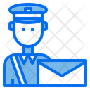Postman Mail Postal Icon