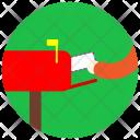 Mailman Postman Job Icon