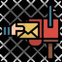 Postman Envelope Message Icon