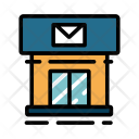 Postoffice Mail Letter Icon