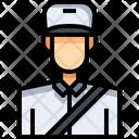 Postwoman Icon