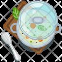 Pot Restaurant Soup Icon