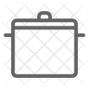 Pot Cooking Pan Icon