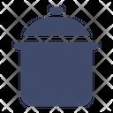 Pot Dishes Pan Icon