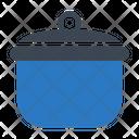Pot Pan Cooking Icon