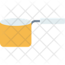 Kitchen Accessory Pot Cooking Icon