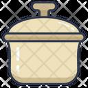 Pot Cooking Kitchen Icon