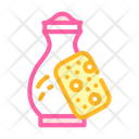 Pot Grinding Color Icon