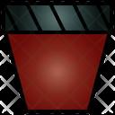 Pot Clay Flowerpot Icon