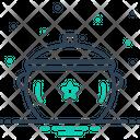 Pot Utensil Casserole Icon