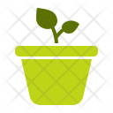 Pot Garden Gardening Icon