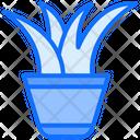 Pot Plant Grass Icon