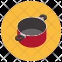 Pot Kitchen Tool Icon