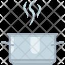 Pot Hot Kitchen Icon