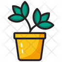 Farming Plantation Houseplant Icon