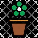 Pot Plant Icon