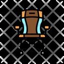 Potable Chair Icon