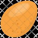 Potato Nutrition Diet Icon