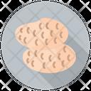 Potato Vegetable French Icon
