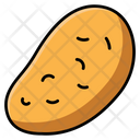 Potato Fibre Vegetable Root Vegetable Icon