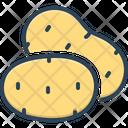 Potato Root Starch Icon
