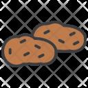 Potato Sweet Food Icon