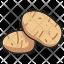 Food Vegetable Potato Icon