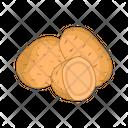 Potato Sweet Dish Icon