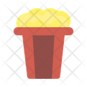 Potato Bucket Icon