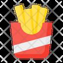 Potato Fries French Fries Fries Icon