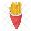 Potato Fries Icon