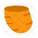 Potato Slice Icon
